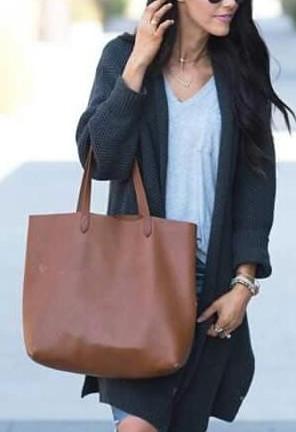 Help me find this brown tote...Indian sites plz - SeenIt