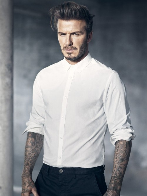Where can I buy a similar white slim fit shirt for my guy ? - SeenIt