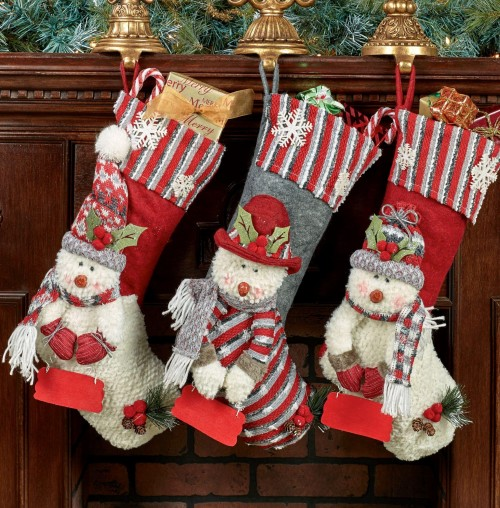 This Christmas stocking decorations - SeenIt