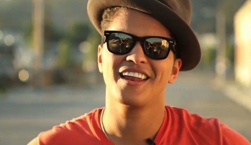 Where can I purchase these sunglasses Bruno Mars is wearing? - SeenIt