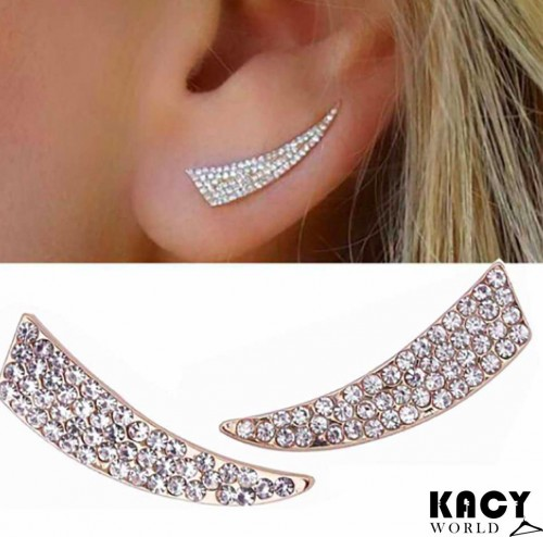 Looking for similar crystal studs - SeenIt