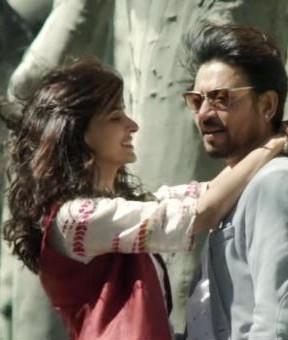 The all plazzo and karta sets along with jacket used in  hindi medium movie by saba qamar - SeenIt
