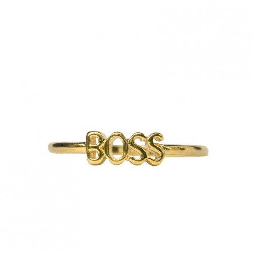Looking for this exact same 'BOSS' Ring. Help me to find it. - SeenIt