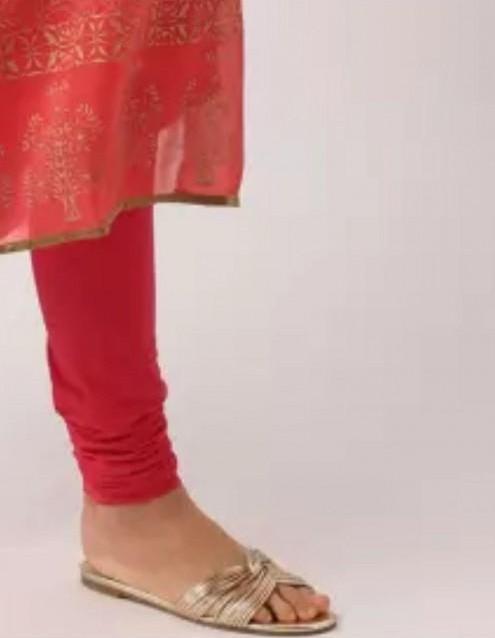 Similar golden footwear - SeenIt