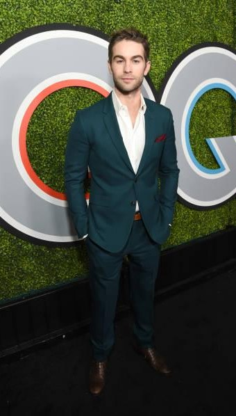 Yay or Nay? Chace Crawford attends the 2017 GQ Men of the Year party at Chateau Marmont - SeenIt