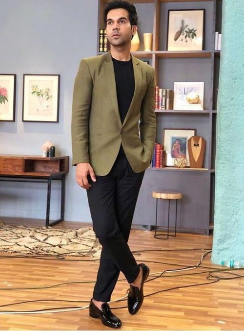 Rajkumar Rao's blazer and trousers from vogue bff season 2 - SeenIt