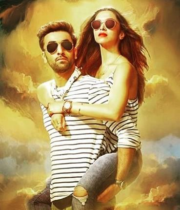 Ranbir's monochrome striped tee is so dapper!! Can I get this on a domestic site? - SeenIt