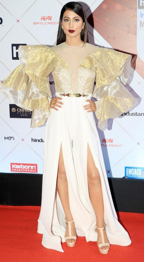 Latest Hinakhan Looks And Outfits Online Seenit