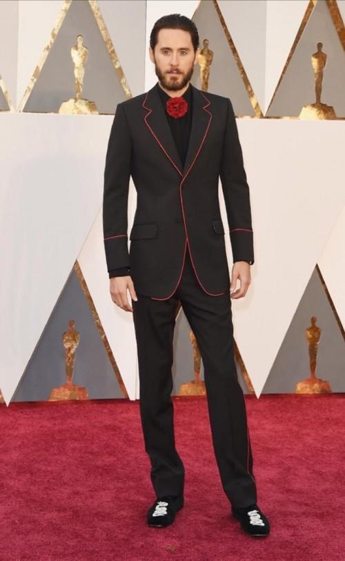 Jared Leto in Gucci - SeenIt