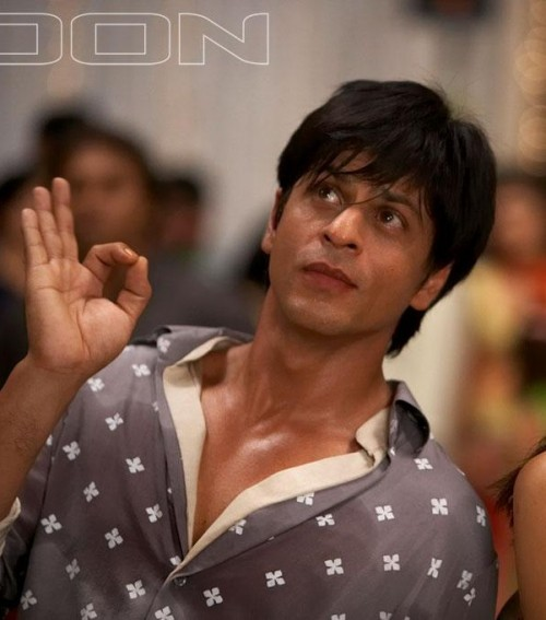 I am looking for this shirt that shahrukh khan wore in his movie don. - SeenIt