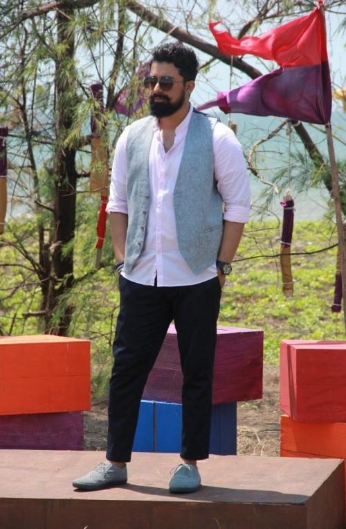 Rannvijay Singh outfit - SeenIt