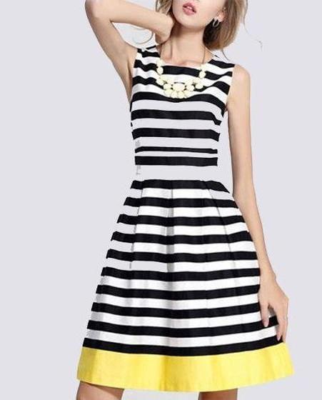 Want this striped dress - SeenIt