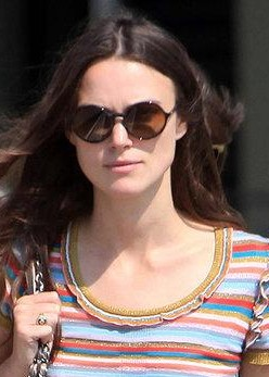 ac491dd3e1 Similar round sunglasses that Keira Knightley is wearing - SeenIt