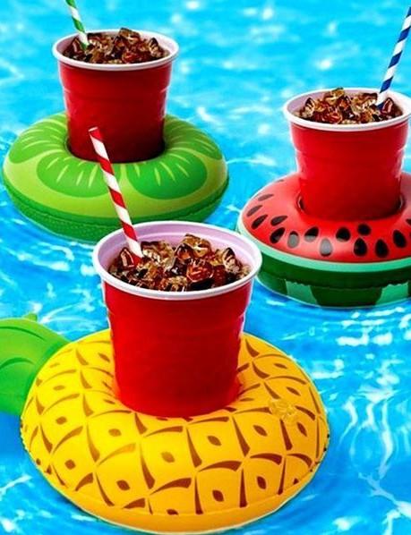 Similar fruit floatable glass holders - SeenIt