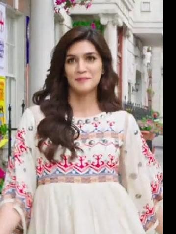 d375116970 I m looking for this dress which kriti sanon is wearing - SeenIt