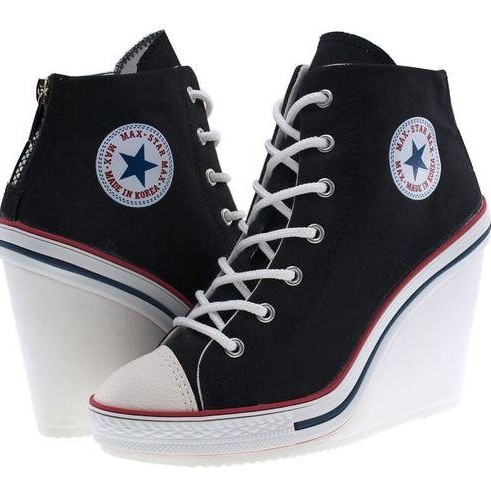 82199138a7434b i am looking for converse wedge heels in india - SeenIt