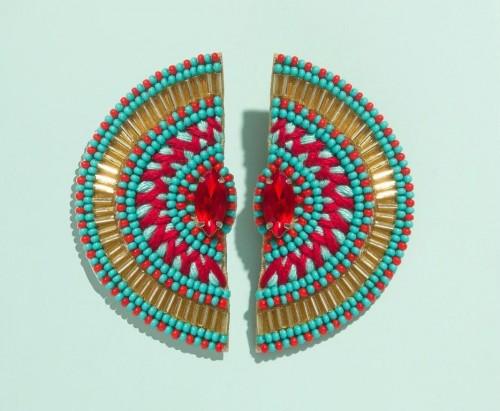 Egyptian earrings! - SeenIt