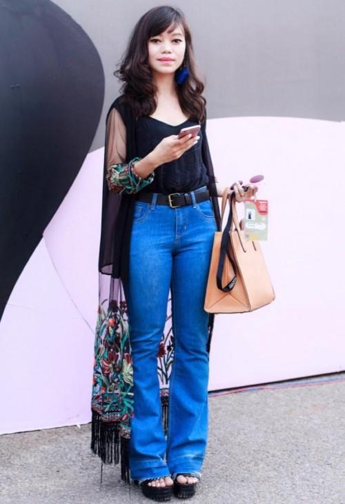 Appycat's #OOTD at AIFW 2016 - SeenIt