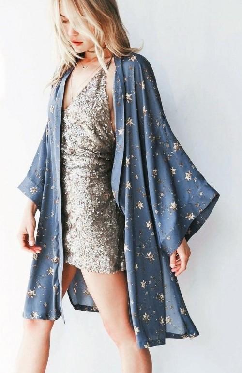 I am looking for a similar embelisshed kimono. TIA - SeenIt