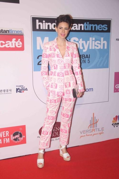 Kalki's outfit at the HT Style Awards 2016! - SeenIt