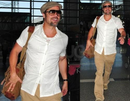 9f0012b8a90e I need something similar to the shirt Brad Pitt s wearing ! - SeenIt