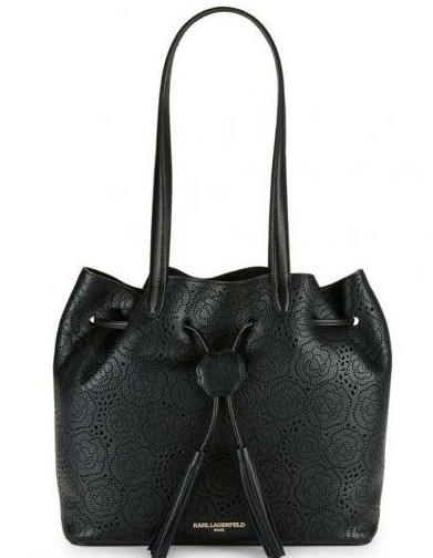 I'm looking the same Black Classic Medium Bucket Bag. - SeenIt