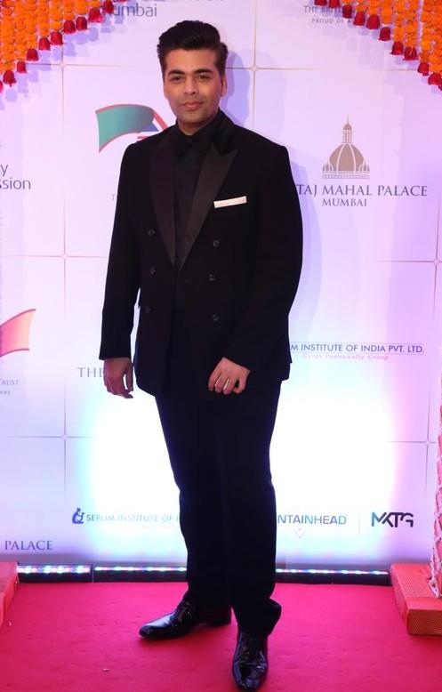 Karan Johar at the Royal Gala Dinner. Yay or Nay? - SeenIt