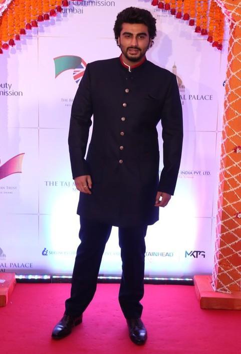 Arjun at the Royal Gala Dinner. Yay or Nay? - SeenIt