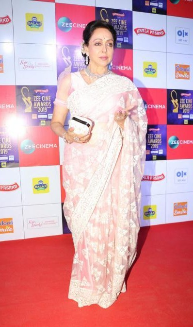 Latest Hemamalini Looks And Outfits Online Seenit