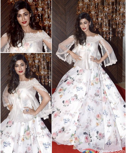 Chitrangada looked beautiful in the Dolly J outfit. - SeenIt
