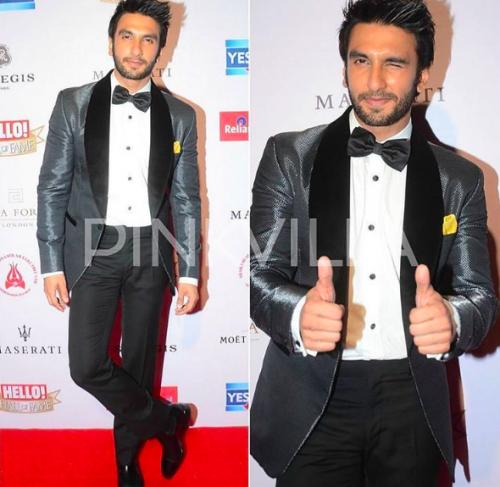 Ranveer Singh is ever-so handsome!! - SeenIt