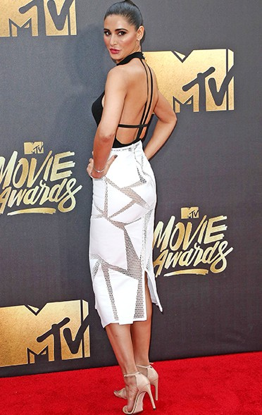 Our very own Nargis rocked the red carpet in this sexy outfit! - SeenIt