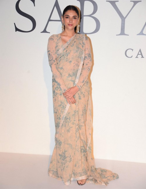 Yay or Nay? Aditi Rao Hydari Attends the fashion show for Sabyasachi as he celebrates his 20 years in the industry - SeenIt