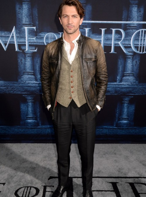 Michiel Huisman of Game of Thrones on the red carpet. Yay or Nay? - SeenIt