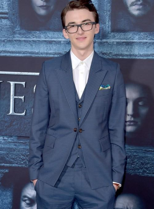 Isaac Hempstead of Game of Thrones on the red carpet. Yay or Nay? - SeenIt