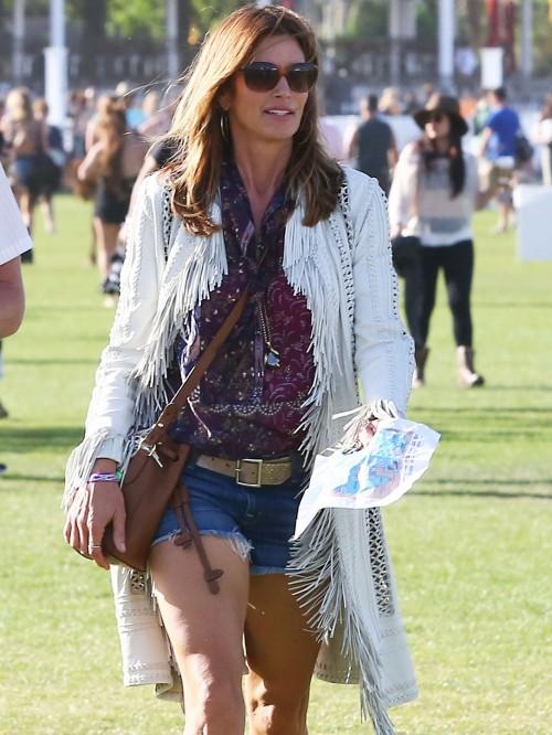 Cindy's attire at Coachella 2016. Yay or Nay? - SeenIt