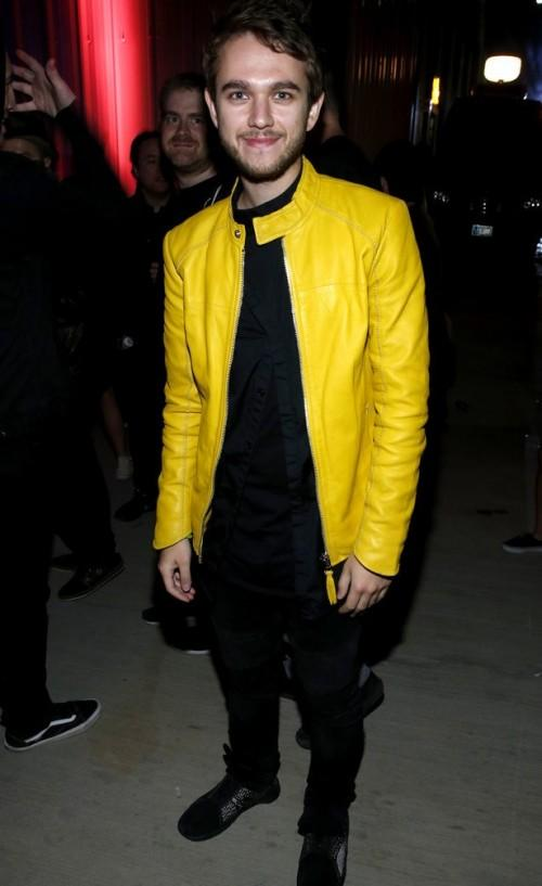 Zedd's look at Coachella 2016. Yay or Nay? - SeenIt