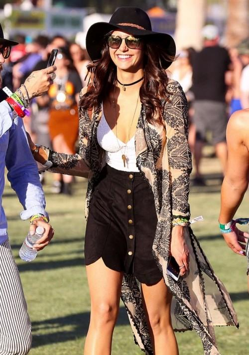 Nina's outfit at Coachella 2016. Yay or Nay? - SeenIt