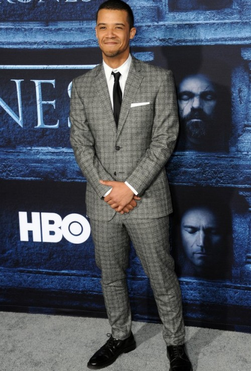 Jacob Anderson of Game of Thrones on the red carpet. Yay or Nay? - SeenIt