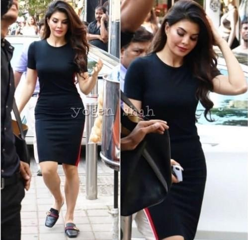 I am looking for the same dress which Jacqueline Fernandez is wearing - SeenIt