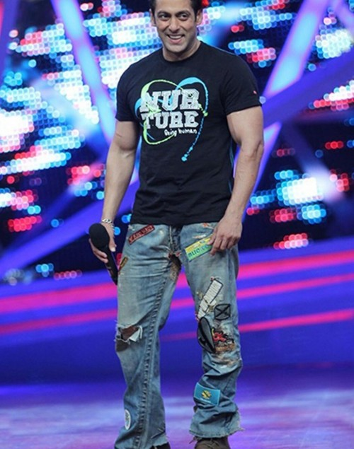 I'm looking for same jeans which Salman Khan is wearing - SeenIt