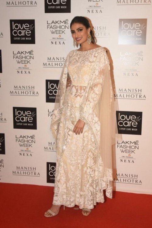 Yay or Nay? Athiya Shetty  attends the Lakme fashion week 2019 - SeenIt