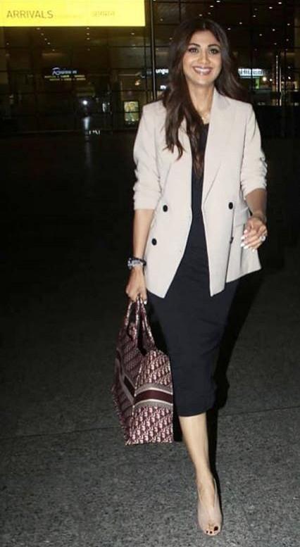 Need a similar beige coat please like shilpa shetty - SeenIt