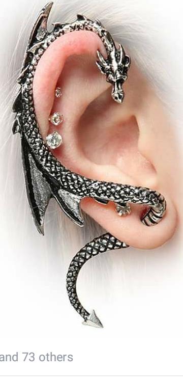 need a similar earcuff - SeenIt