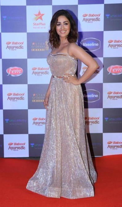 Yay or nay? Yami Gautam attends the Starscreen awards 2019 held last night - SeenIt