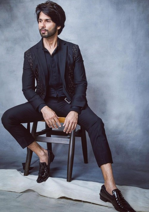 looking for exact Formal shoes which shahid kapoor is wearing - SeenIt