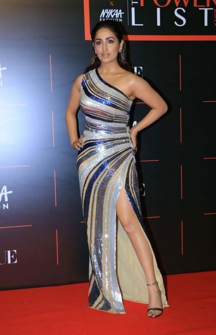 Yay or nay? Yami Gautam attends the Vogue X Nykaa Fashion Power List 2019 in Mumbai - SeenIt