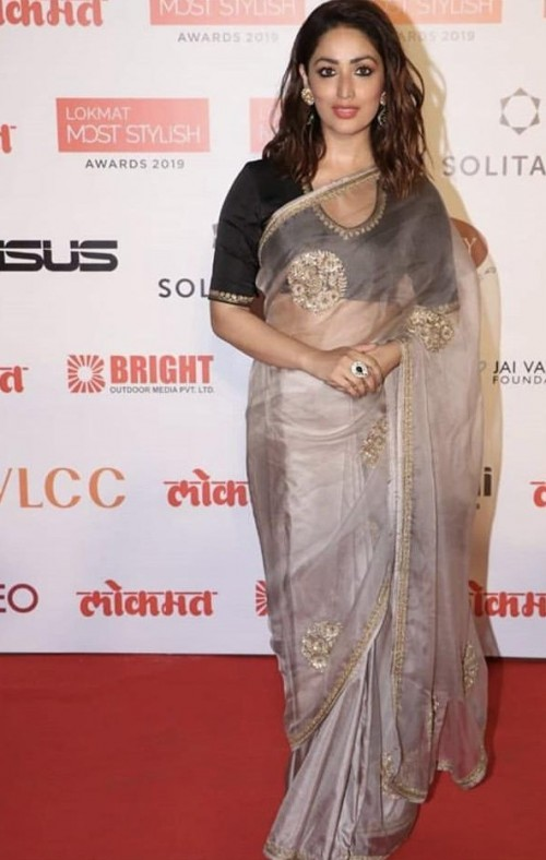 Yay or nay? Yami Gautam attends the Lokmat Style awards 2019 - SeenIt