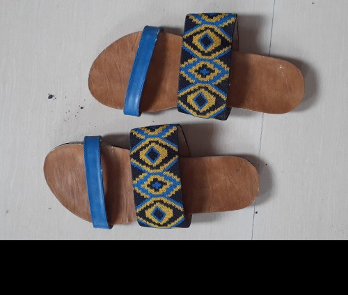 I'm looking for similar sandals.  I bought these from a local store but they go ruined so bad around the soles so had to throw them out - SeenIt