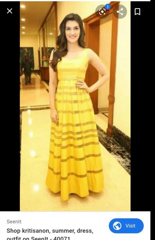 Same dress like kriti - SeenIt